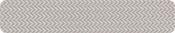22*040 mm Yıldız Ent. Gri Chevron Pvc Kenar Bandı